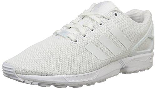 adidas Originals Herren ZX Flux Sneakers, Weiß (Ftwr White/Ftwr White/Ftwr White), 48 EU thumbnail