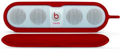 Beats Sleeve For Pill Portable Speaker (Red)