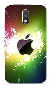 Designhub Back Cover for Motorola Moto G4 Plus