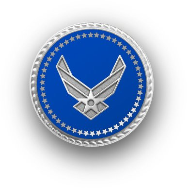Air Force Presidential Tie Tac / Lapel Pin