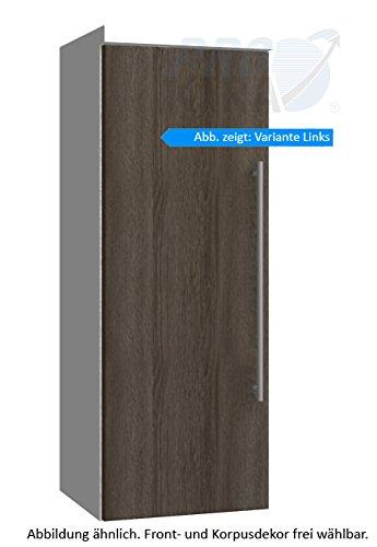 Simple Classic Line Highboard (HBA513A7L/R) Bathroom, 30cm