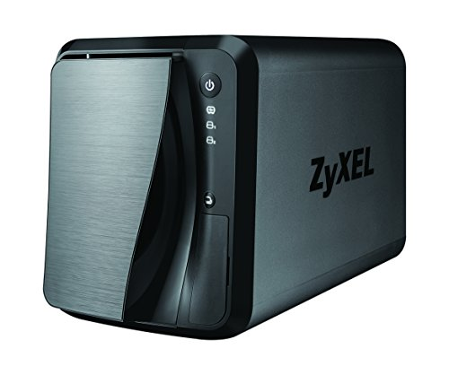 Zyxel Personal Cloud Storage Server [2-Bay] With Remote Access And Media Streaming [Nas520]