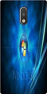 BuyFeb Back Case Cover for Motorola Moto G4 Play / Moto G Play 4th Gen.