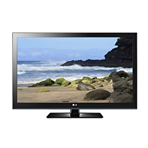 LG 42CS560 42-Inch 1080p 60Hz LCD HDTV $398