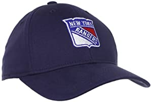 NHL New York Rangers Structured Flex Fit Hat, S/M