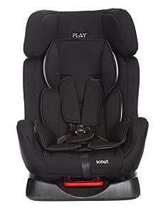 Play Scout - Silla de coche grupo 0+/1/2 marca Play en BebeHogar.com