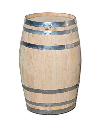100 Liter Holzfass, neues Fass, Weinfass aus Kastanienholz (Fass unbehandelt geschlossen)