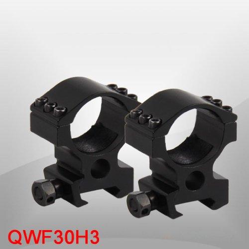 30Mm Weaver High Heavy Duty Scope Rings
