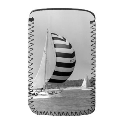 Yachting at Cowes Aug 1964 - Handysocke - Standardgröße - Art247 - Phone Sock