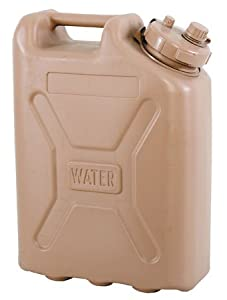 20 Liter Heavy Duty Water Container by Northwest River Supply