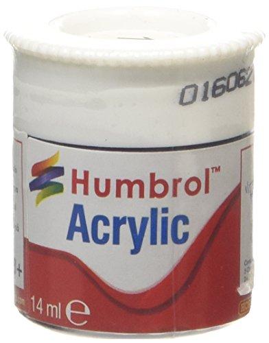 Humbrol Acrylic Paint, White