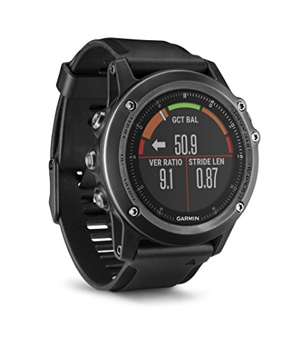 Click to buy Garmin Fenix 3 HR, Gray - From only $408.9