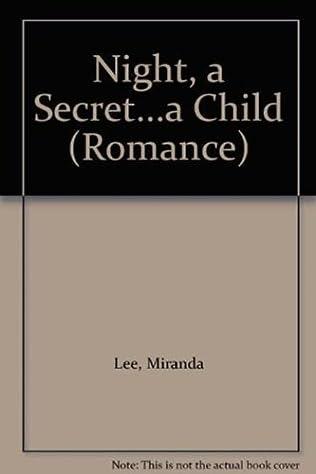 book cover of A Night, A Secret... A Child