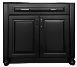 Amazon.com: Nuvo Black Deco 1 Day Cabinet Makeover Kit: Home ...