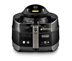 DeLonghi FH1363 MultiFry Extra, air fryer and Multi Cooker, Black