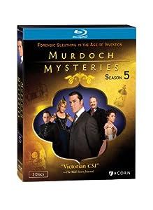 Murdoch Mysteries, Season Five [Blu-ray]
