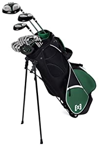 Nextt Golf Men's EX3 Right Hand 16-Piece Complete Stainless Outfit
