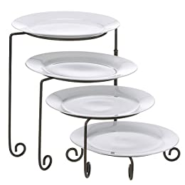 Versailles 4-Tier Rack Serving Set : Target