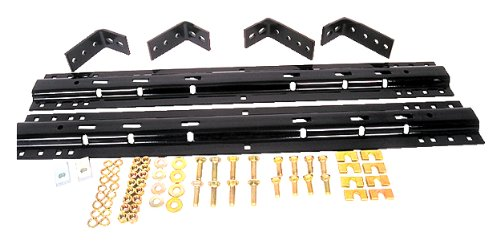 Cheapest Price! Reese 30095 4-Bolt Rail and Installation Kit