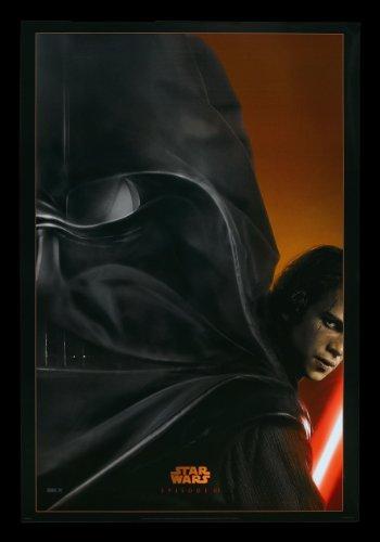 Revenge Of The Sith 1sh Orig Movie Poster Darth Vader Star Wars Paulgedorov