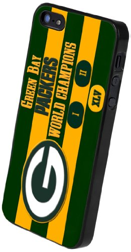 Special Sale Forever Collectibles Green Bay Packers Commemorative Hard Snap-On Apple iPhone 5 & 5S Case