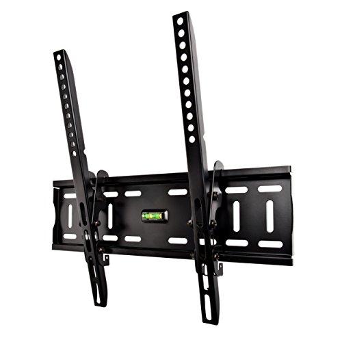 Yousave-Accessories-Kompakte-TV-Wandhalterung-Fr-LED-LCD-und-Plasma-Flachbildschirm-Fernseher-Kompatibel-Mit-Bildschirmgren-22-Bis-50-Zoll