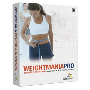 Weightmania Pro. Fitness, Exercise, Nutrition and Diet Software (Windows Version)