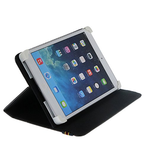"Danystar® Custodia Cover Universale 7"" per Tablets (Nero)"