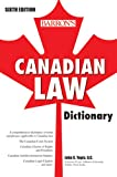 Canadian lawyer dictionary