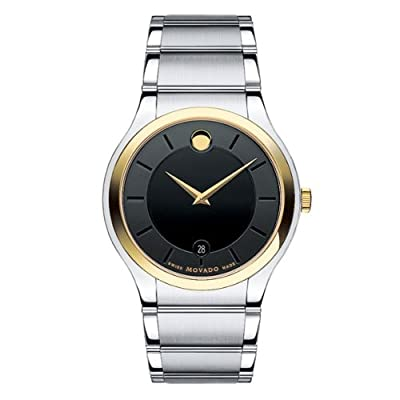 Men's Movado Quadro Watch