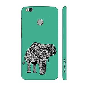 Enthopia Designer Hardshell Case Aztec Giant Back Cover for Xiaomi Mi 4s
