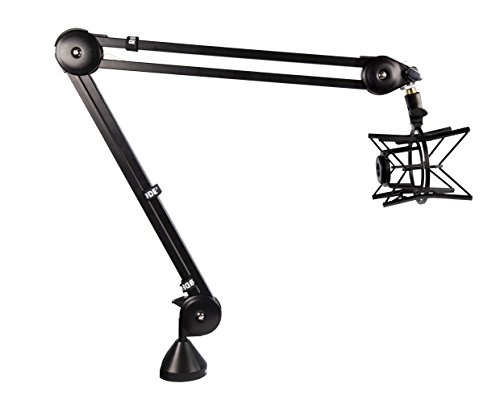 RODE PSA1 Swivel Mount Studio Microphone Boom Arm - 3