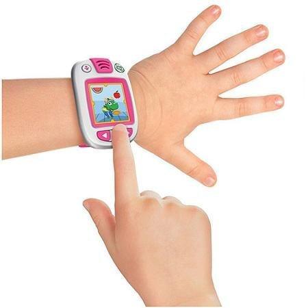 Leap Frog Leap Band Activity Tracker Made For Kids (Pink)
