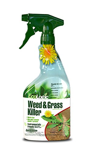Ecologic Weed Grass Killer Ready To Use2 Hg 71015 32 Fl Oz Home Garden Lawn Garden