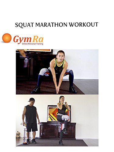 Squat Marathon Workout