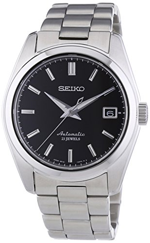 Seiko Herren-Armbanduhr XL Spirit Analog Automatik Edelstahl SARB033