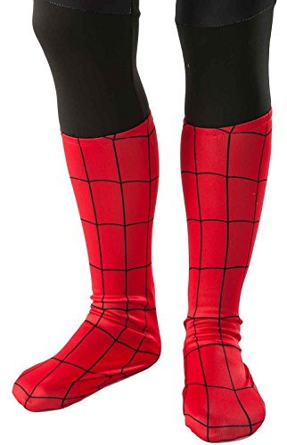 Ultimate Spider-Man Kids Boot Covers - Standard One-Size