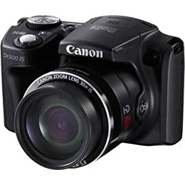 Lowest Price Ever on Canon SX500 IS - $199.00 | SAVE $100!