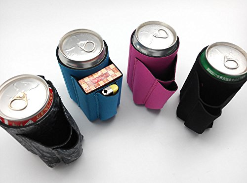 Can Chuggie With Cigarette And Lighter Holder 4-Pack (Fosters Beer Koozie compare prices)