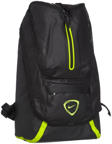 b307006dee43 Nike Male Football Hypershield MAX AIR Backpack Black-Neon Green  (BA4687-072)