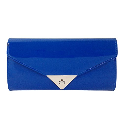 jnb-womens-patent-leather-candy-clutch-royal-blue