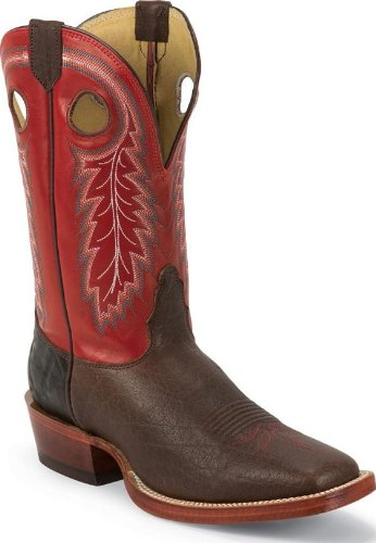 4df42ed8f85 Nocona Boots Men s MD4701 11 Inch Boot Brown 10 D US - Johnnie J ...