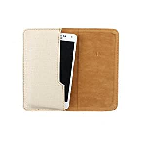 DooDa PU Leather Pouch Case Cover With Card / ID Slots For Huawei Ascend G6