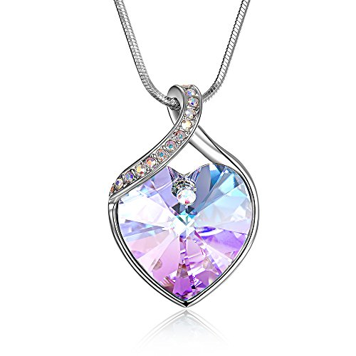 sues-secret-infinity-love-gradient-purple-noble-heart-pendant-necklace-with-crystals-from-swarovski