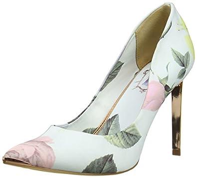 TED BAKER 'Neevol' Pointy Toe Pump (Women) at Amazon.com