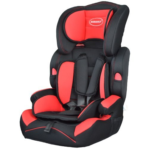 8b65373c15b6 Bebehut Convertible Car Seat & Booster Group 1+2+3,9-36 kg 001B ...