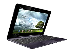 ASUS Transformer Prime in Laptop mode