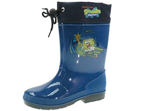 Beppi, Stivali di gomma unisex bambino, Blu (blu), 30