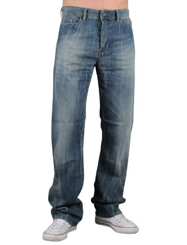 Diesel Korrik 66x Straight Blue Man Jeans Men - W28 L34
