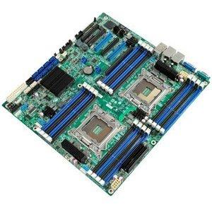 Intel - BBS2600CP4?10PK - Intel Server Board S2600CP4 - Motherboard - SSI EEB - LGA2011 Socket - 2 CPUs supported - C600-A - 4 x Gigabit LAN - onboard graphics